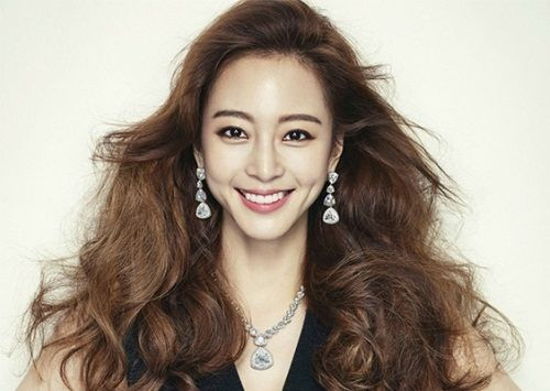 Han Ye Seul Aktris Korea yang Manis 9