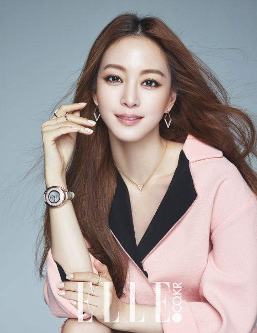 Han Ye-seul Birth of a Beauty 4