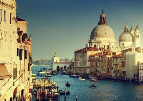 Keindahan Kota Venesia