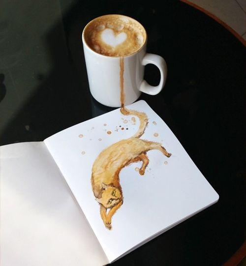 Kucing Cappuccino