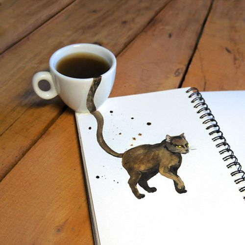 Kucing Espresso