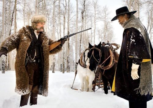 Gambar Film The Hateful Eight
