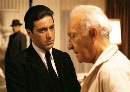 Al Pacino The Godfather Part II