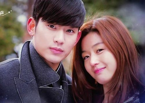 Do Min-joon dan Cheon Song-yi (You Who Came from the Stars) 3