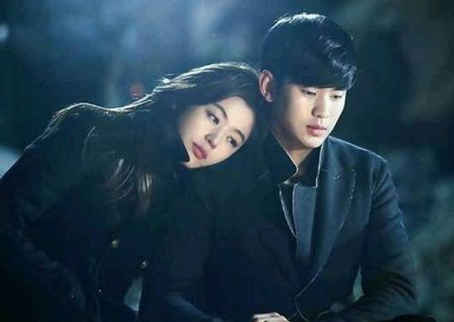 Do Min-joon dan Cheon Song-yi (You Who Came from the Stars) 4