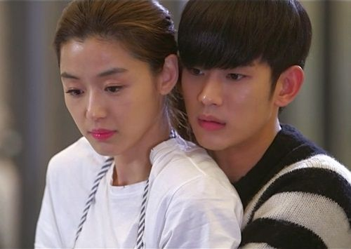 Do Min-joon dan Cheon Song-yi (You Who Came from the Stars) 5