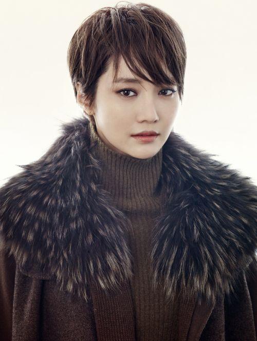 Foto Cantik Go Joon-hee 10