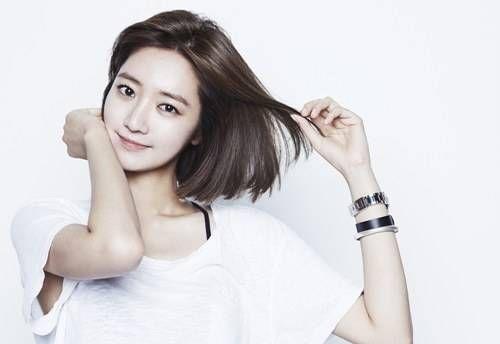Foto Cantik Go Joon-hee 5