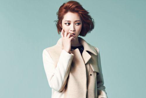Foto Cantik Go Joon-hee 7