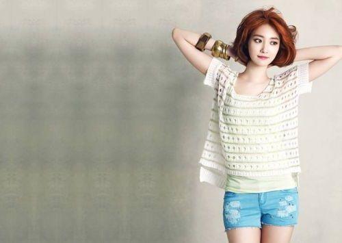Foto Cantik Go Joon-hee