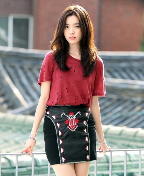 Foto Cantik Han Hyo-joo 1