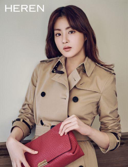 Foto Seksi Kang So-ra 4