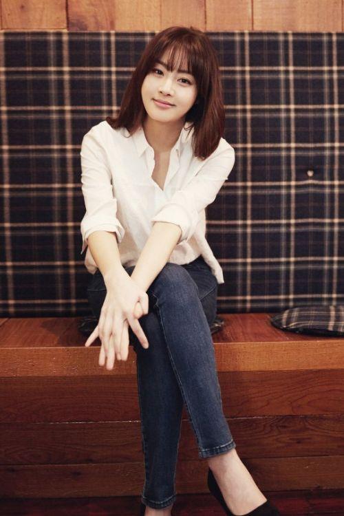 Foto Seksi Kang So-ra 5