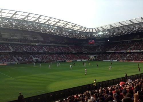 Foto Stadion Allianz Riviera 1