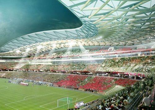 Foto Stadion Allianz Riviera 2