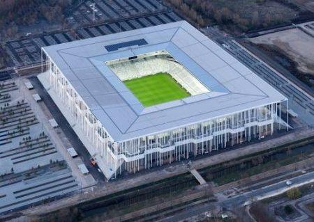 Foto Stadion Nouveau Stade de Bordeaux 1
