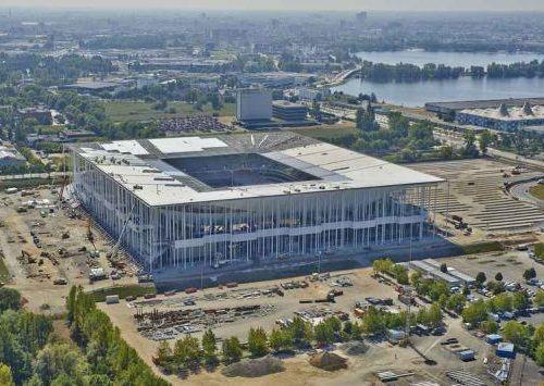 Foto Stadion Nouveau Stade de Bordeaux 2