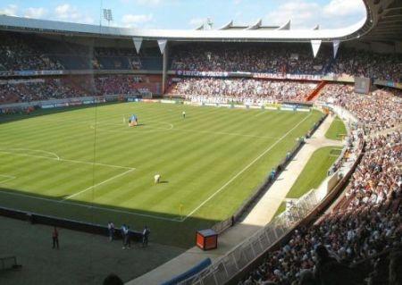 Foto Stadion Parc des Princes 1