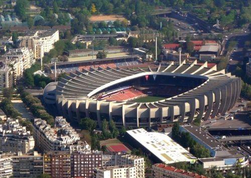 Foto Stadion Parc des Princes 3