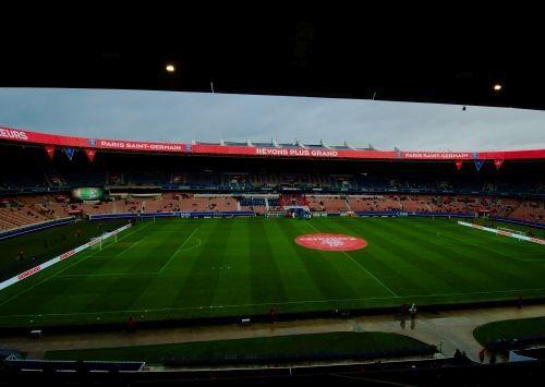 Foto Stadion Parc des Princes 4