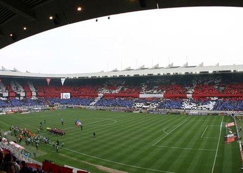 Foto Stadion Parc des Princes 5