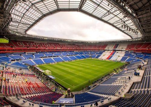 Foto Stadion Parc Olympique Lyonnais 1