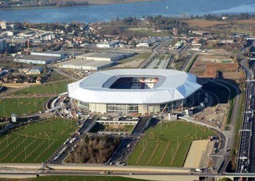 Foto Stadion Parc Olympique Lyonnais 2