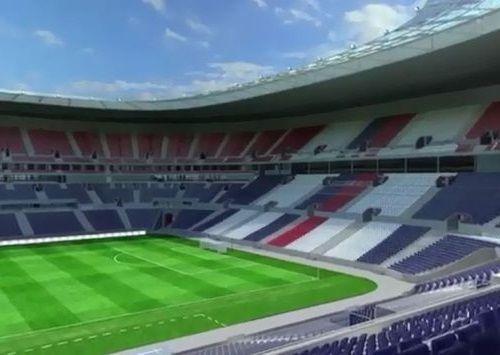 Foto Stadion Parc Olympique Lyonnais 3