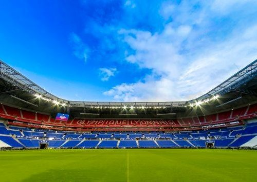 Foto Stadion Parc Olympique Lyonnais 5