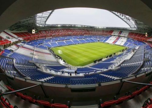 Foto Stadion Parc Olympique Lyonnais 6