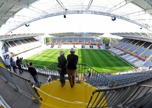 Foto Stadion Stade Bollaert-Delelis 3
