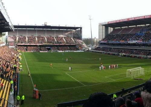Foto Stadion Stade Bollaert-Delelis 5