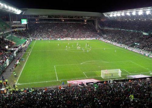 Foto Stadion Stade Geoffroy-Guichard 2
