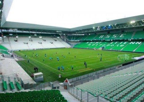 Foto Stadion Stade Geoffroy-Guichard 4
