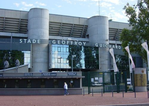 Foto Stadion Stade Geoffroy-Guichard 5