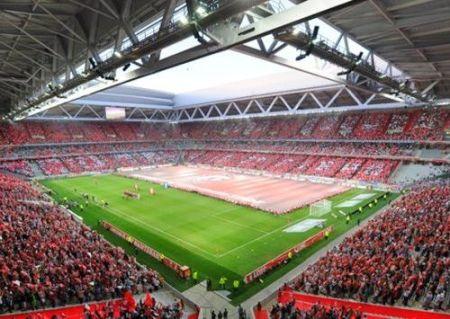 Foto Stadion Stade Pierre-Mauroy 1