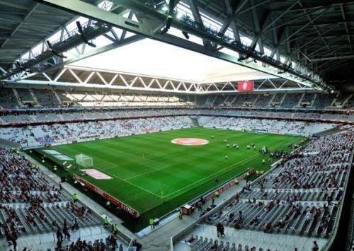 Foto Stadion Stade Pierre-Mauroy 2
