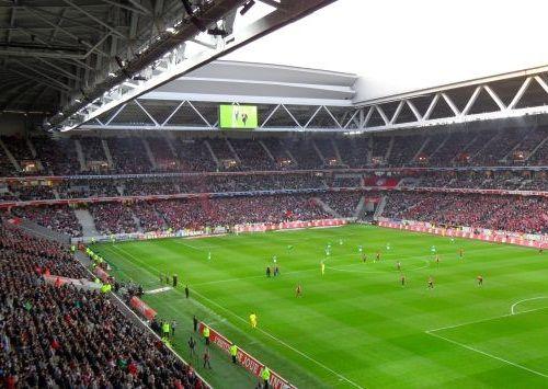 Foto Stadion Stade Pierre-Mauroy 3