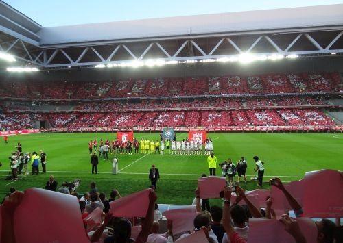 Foto Stadion Stade Pierre-Mauroy 4