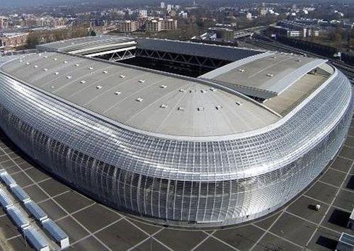 Foto Stadion Stade Pierre-Mauroy 5