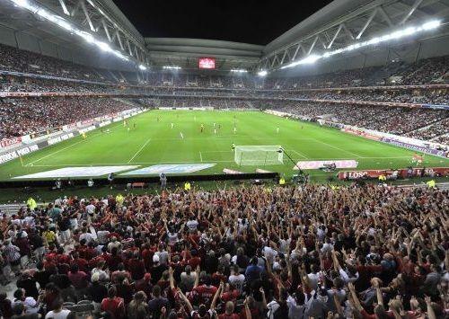Foto Stadion Stade Pierre-Mauroy 6