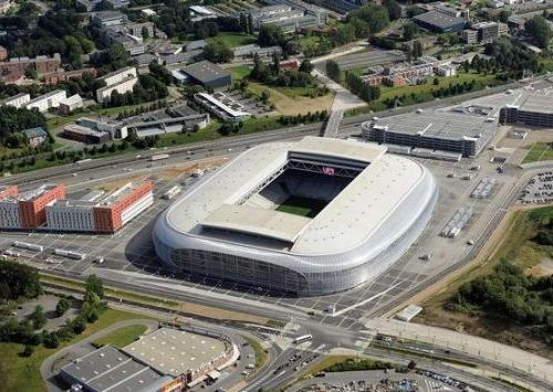 Foto Stadion Stade Pierre-Mauroy 7