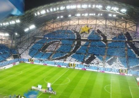 Foto Stadion Stade Vélodrome 1