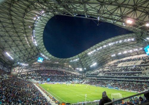 Foto Stadion Stade Vélodrome 2
