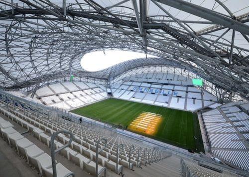 Foto Stadion Stade Vélodrome 3