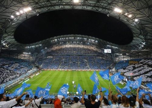 Foto Stadion Stade Vélodrome 4