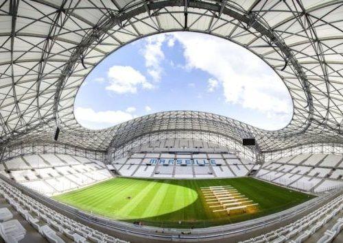 Foto Stadion Stade Vélodrome 5
