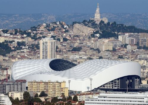 Foto Stadion Stade Vélodrome 6