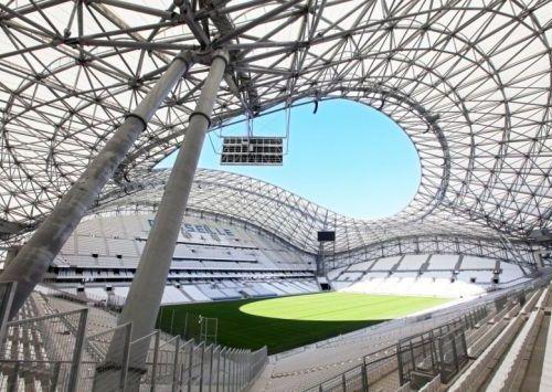 Foto Stadion Stade Vélodrome 7