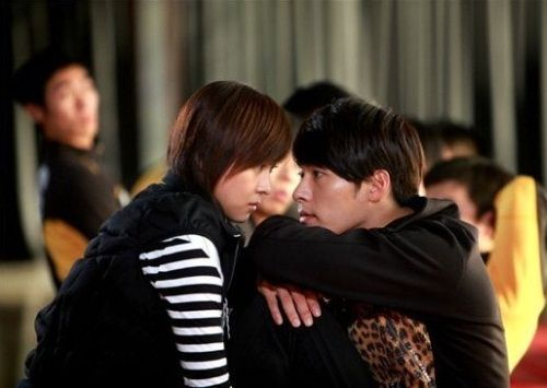 Gil Ra-im dan Kim Joo-won (Secret Garden) 2